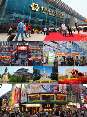 canton fair tour
